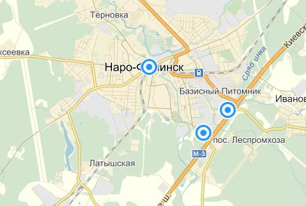 Где в Наро Фоминске можно сделать водительскую справку